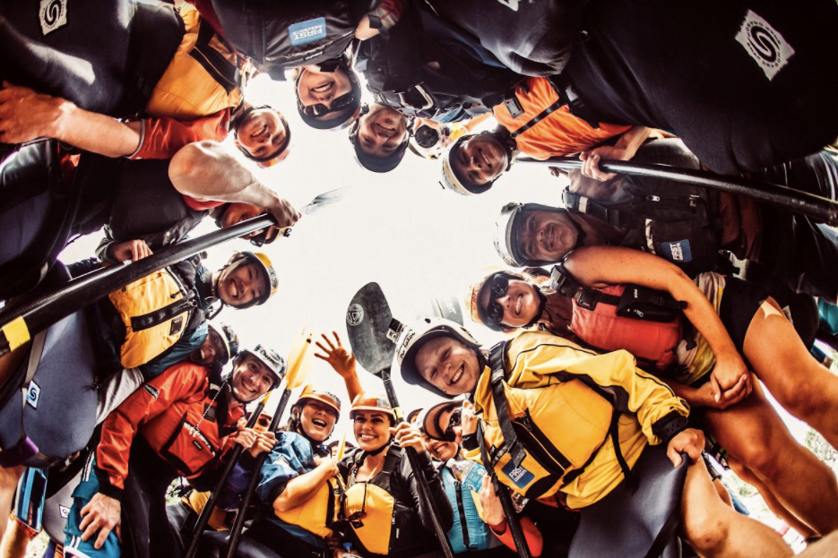 Charity Team Feature: First Descents